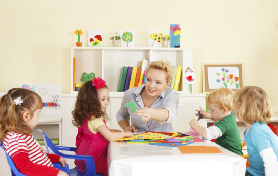 Starting Your Child Day Care Business