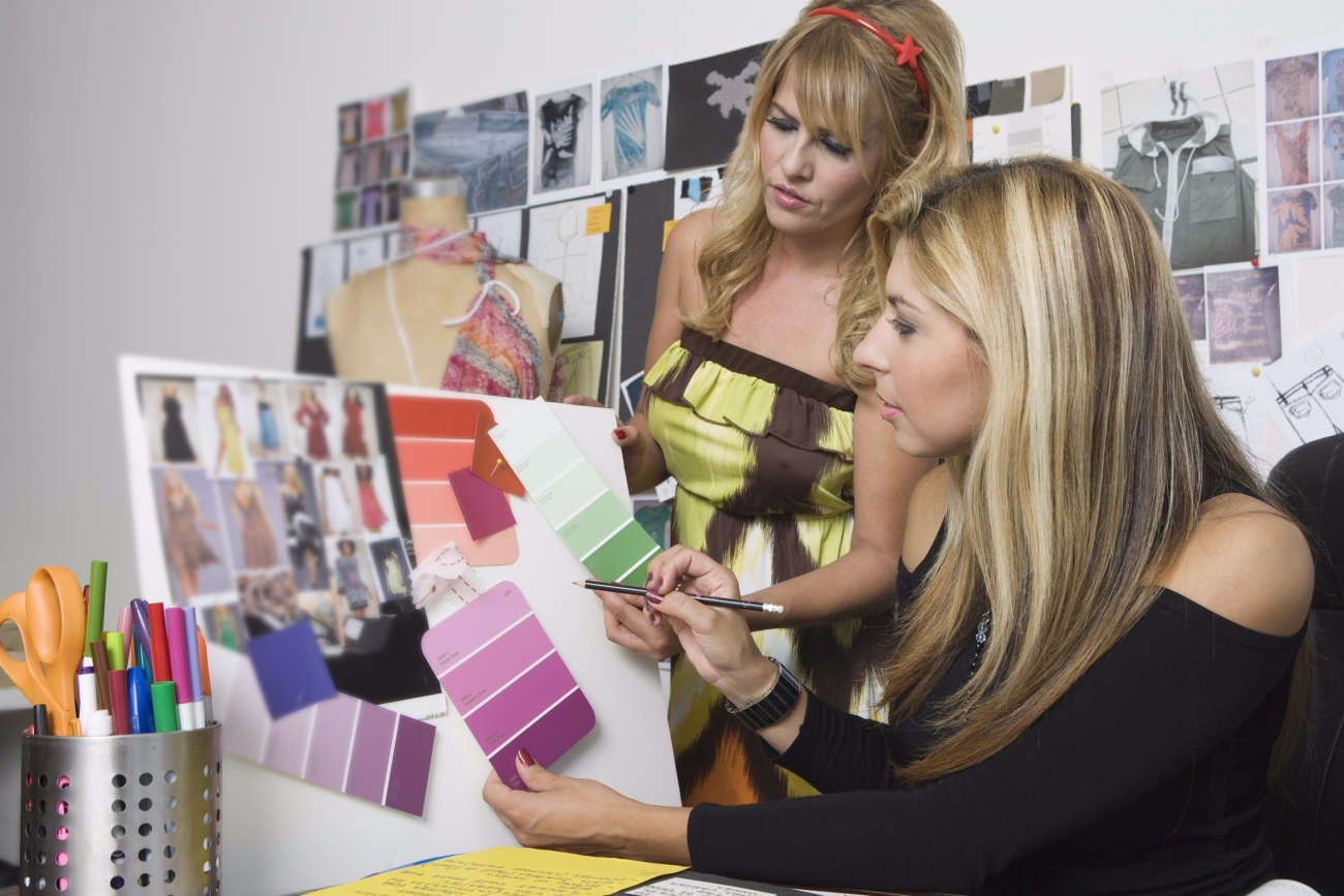 Jobs within the fashion industry 89